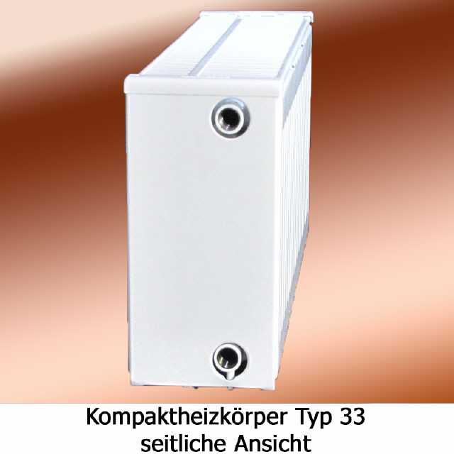 heizungsk rper kaufen buderus kompakt heizk rper typ 33. Black Bedroom Furniture Sets. Home Design Ideas