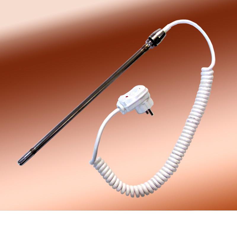 elektrische heizpatone heizstab f r badheizk rper 600 watt mit on off schalter. Black Bedroom Furniture Sets. Home Design Ideas