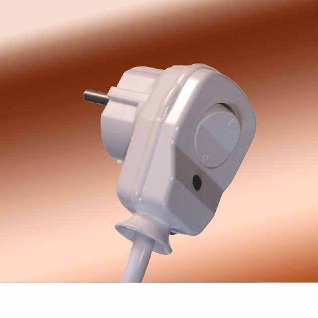 elektrische heizpatone heizstab f r badheizk rper 900 watt mit on off schalter. Black Bedroom Furniture Sets. Home Design Ideas