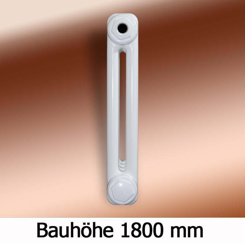 Arbonia Röhrenradiator 2180 Bauhöhe 1800mm zum günstigen Preis
