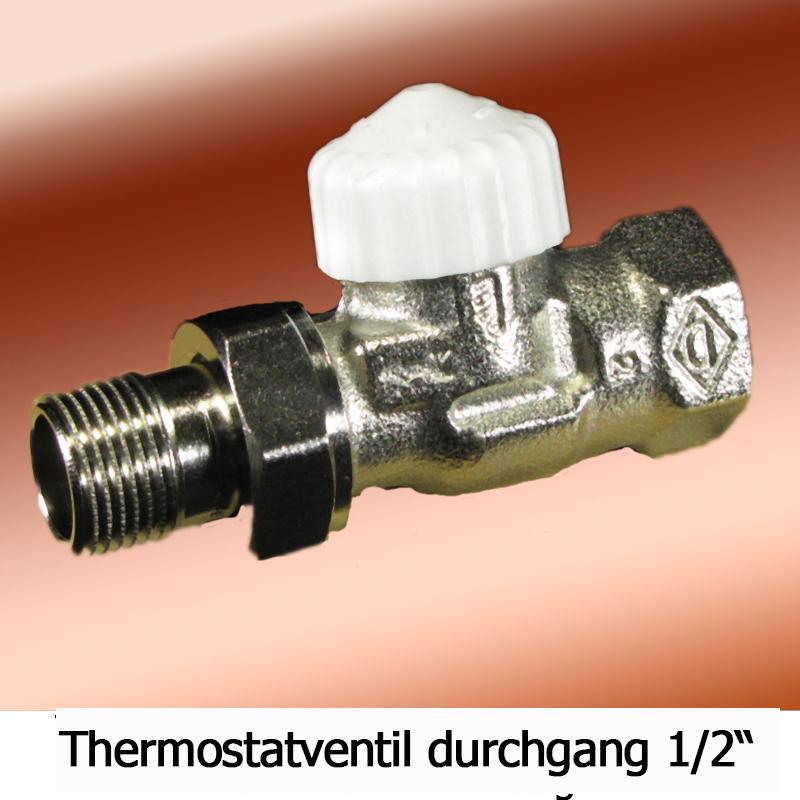 Heimeier Thermostatventil V Exact Durchgangsform Heizkorper Ventil